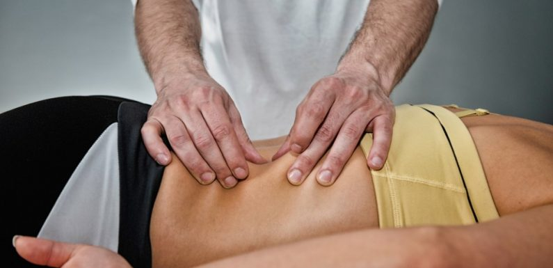 What is the treatment for slipped disc?